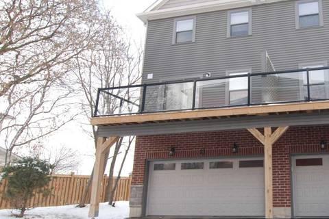 Townhouse for sale at 1 Leggott Ave Unit 21 Barrie Ontario - MLS: S4689666