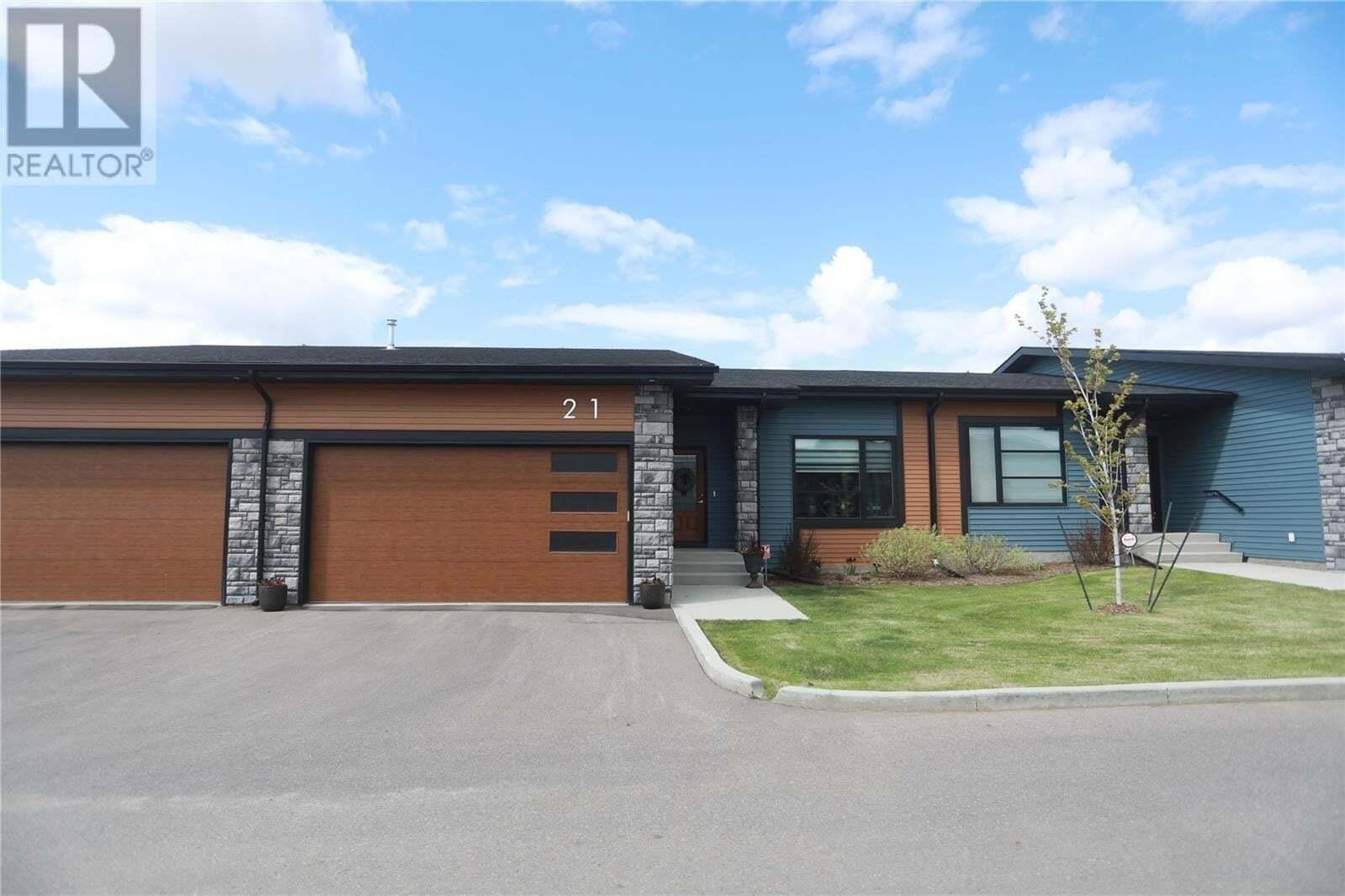 Townhouse for sale at 103 Pohorecky Cres Unit 21 Saskatoon Saskatchewan - MLS: SK809888