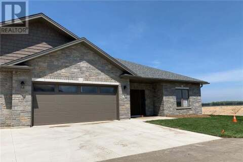 Townhouse for sale at 1050 Waterloo St Unit 21 Saugeen Shores Ontario - MLS: 176817