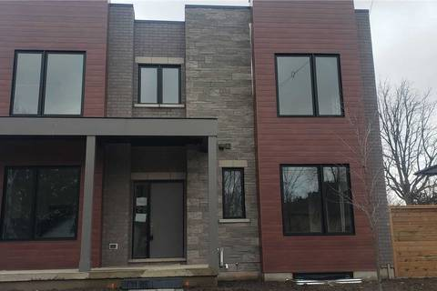 Townhouse for rent at 111 Concession St Unit 21 Cambridge Ontario - MLS: X4664660