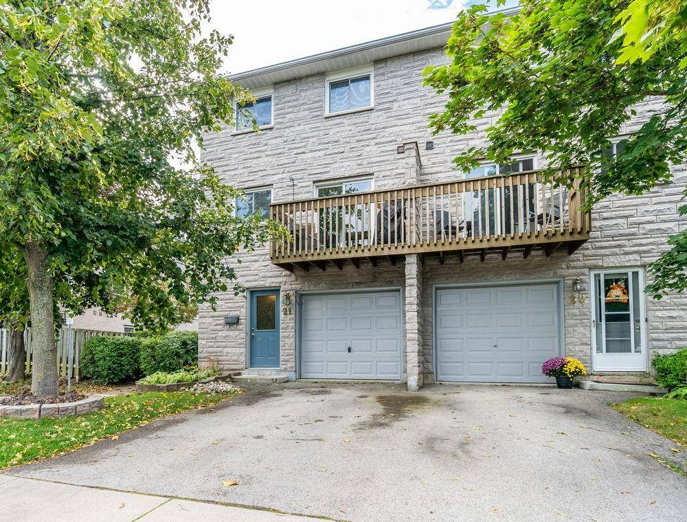 Townhouse for sale at 1155 Paramount Dr Unit 21 Stoney Creek Ontario - MLS: H4064151