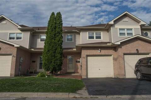Townhouse for sale at 120 D'ambrosio Dr Unit 21 Barrie Ontario - MLS: 40010792