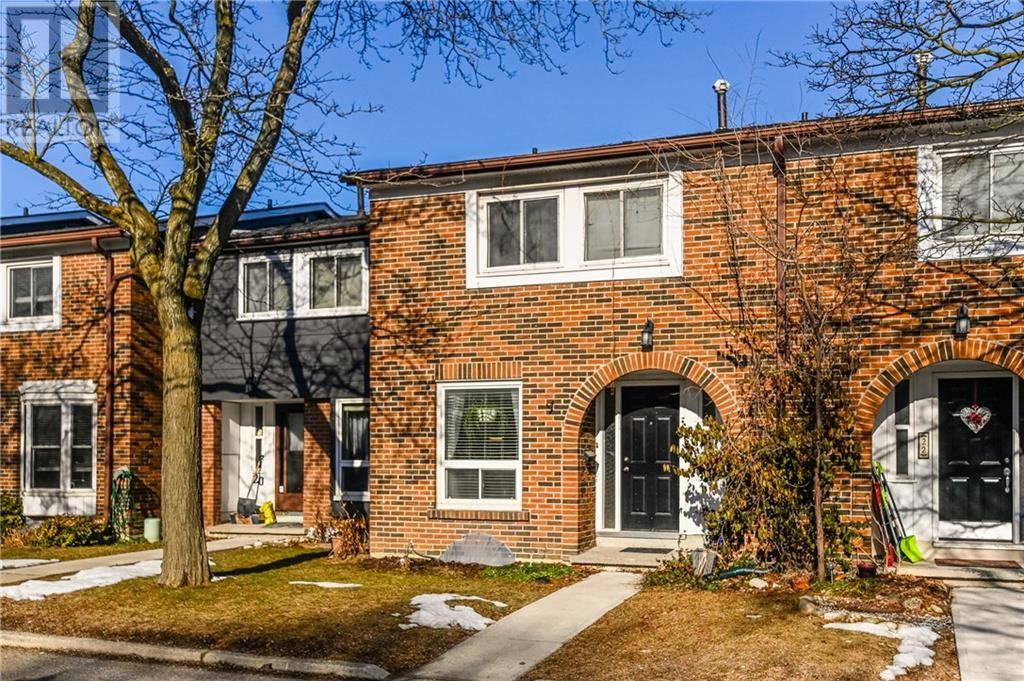 Townhouse for sale at 121 Bagot St Unit 21 Guelph Ontario - MLS: 30796169
