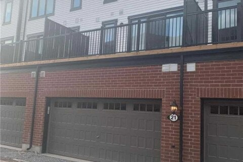 Townhouse for rent at 1285 Sycamore Gdns Unit 21 Milton Ontario - MLS: W4966765