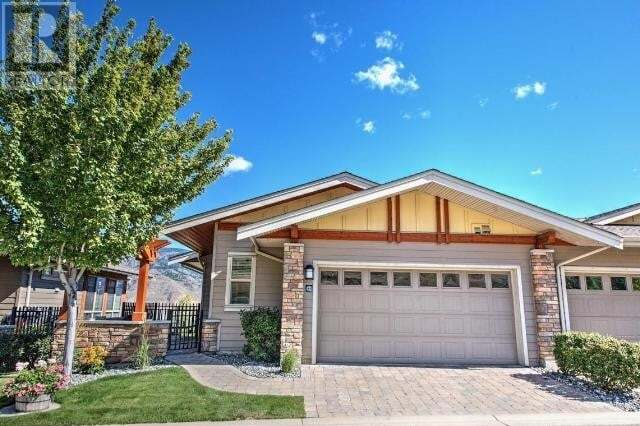 Townhouse for sale at 130 Colebrook Rd Unit 21 Tobiano British Columbia - MLS: 158510
