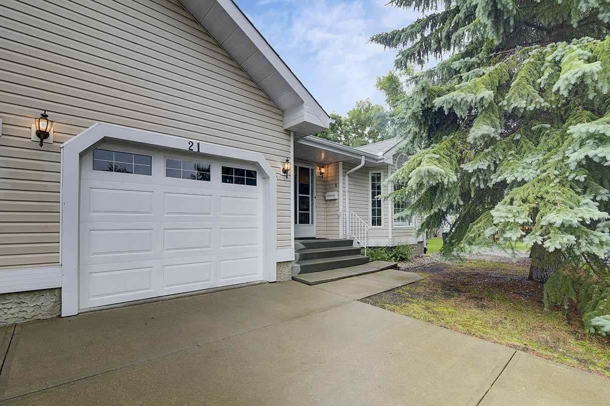 Townhouse for sale at 13217 155 Av NW Unit 21 Edmonton Alberta - MLS: E4205601