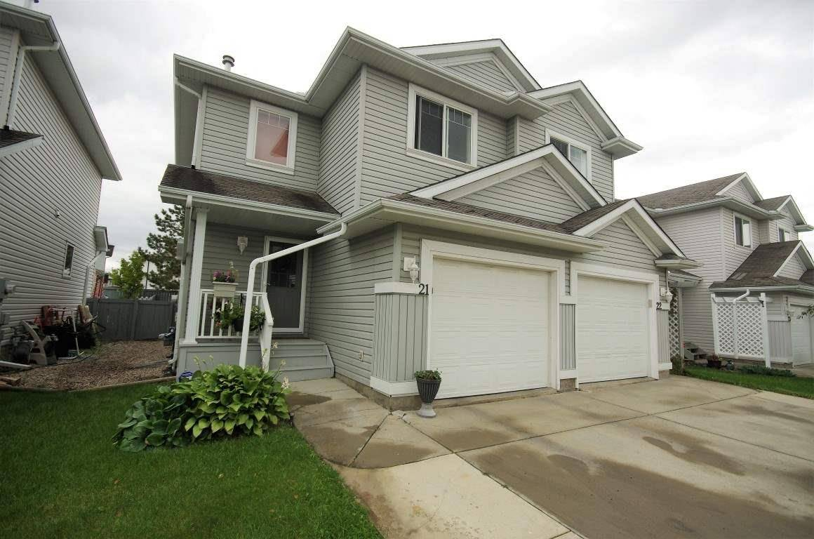 Townhouse for sale at 13403 Cumberland Rd Nw Unit 21 Edmonton Alberta - MLS: E4175346