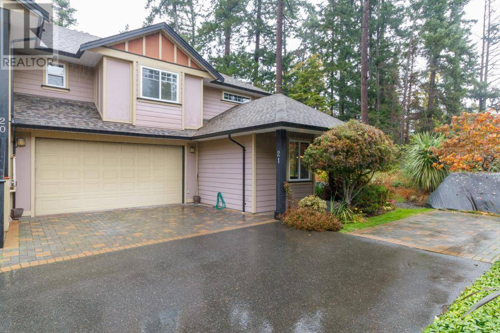 Townhouse for sale at 15 Helmcken Rd Unit 21 Victoria British Columbia - MLS: 416895