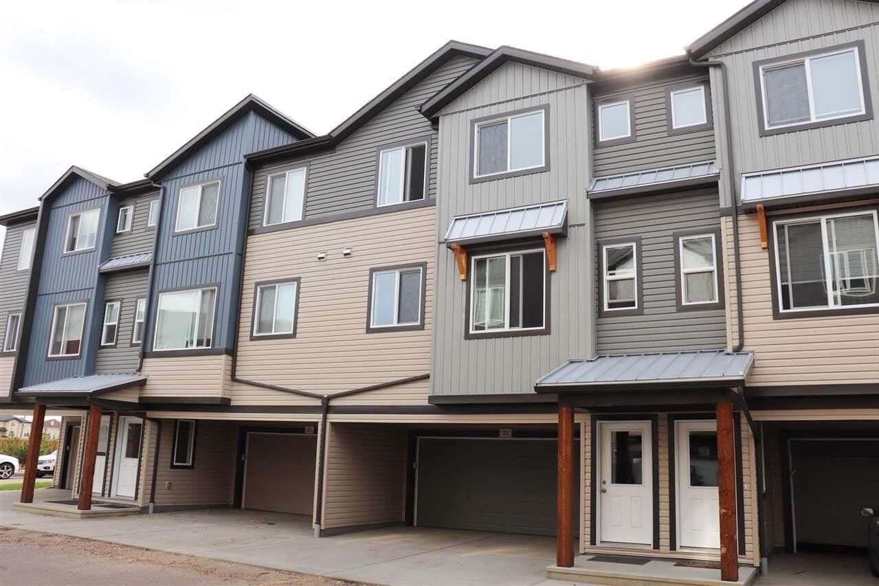 Townhouse for sale at 16903 68 St NW Unit 21 Edmonton Alberta - MLS: E4201468
