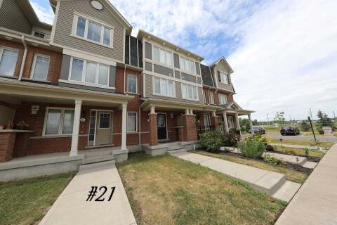 Townhouse for sale at 1725 Pure Springs Blvd Unit 21 Pickering Ontario - MLS: E4828883