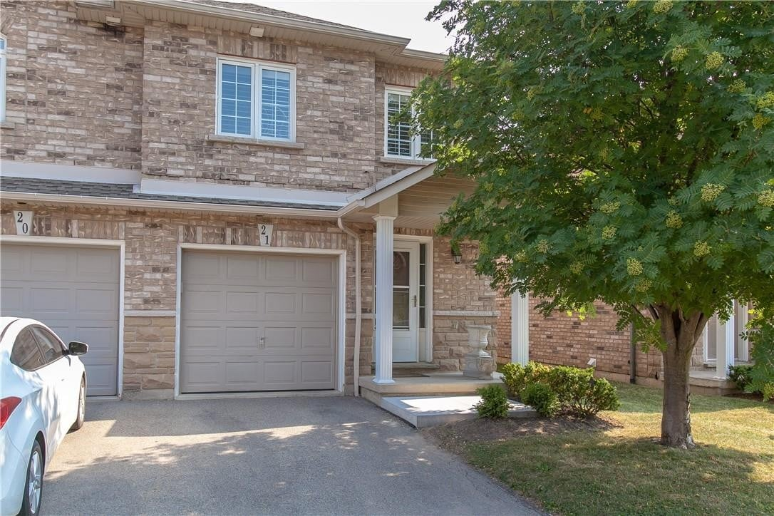 Townhouse for sale at 1771 Upper Wentworth St Unit 21 Hamilton Ontario - MLS: H4082507
