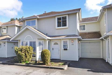 Townhouse for sale at 18951 Ford Rd Unit 21 Pitt Meadows British Columbia - MLS: R2346745