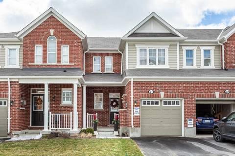 Townhouse for sale at 19 Ridge Rd Unit 21 Cambridge Ontario - MLS: X4738229