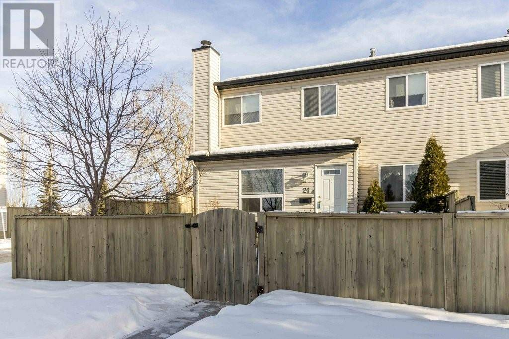 Townhouse for sale at 20 Alford Ave Unit 21 Red Deer Alberta - MLS: ca0186615
