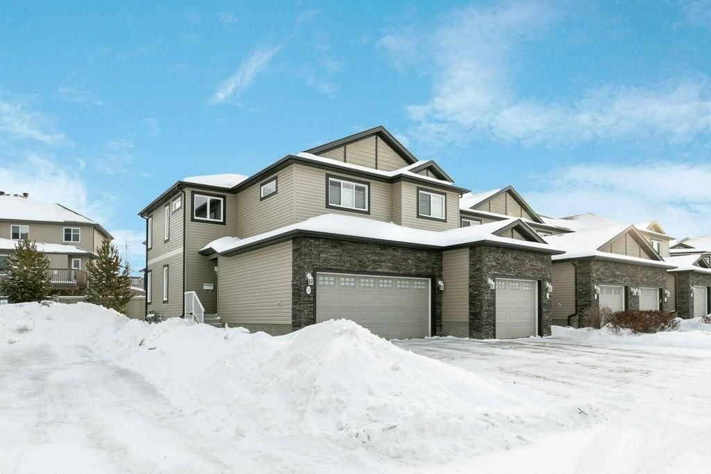 Townhouse for sale at 2005 70 St Sw Unit 21 Edmonton Alberta - MLS: E4183789