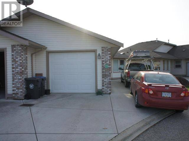 Townhouse for sale at 21312 Arbutus St Unit 21 Chase British Columbia - MLS: 154295