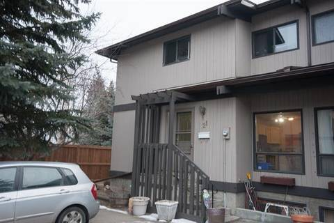 Townhouse for sale at 2210 Oakmoor Dr Southwest Unit 21 Calgary Alberta - MLS: C4221435