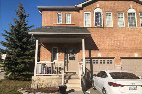 Townhouse for sale at 2270 Britannia Rd Unit 21 Mississauga Ontario - MLS: W4732619