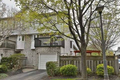 Townhouse for sale at 2299 Marine Dr Unit 21 Oakville Ontario - MLS: W4466993