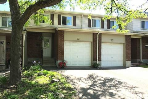 Townhouse for sale at 2415 Southvale Cres Unit 21 Ottawa Ontario - MLS: 1158053