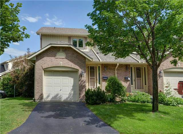 For Sale: 21 - 2470 Headon Forest Drive, Burlington, ON | 3 Bed, 2 Bath Townhouse for $529,900. See 20 photos!