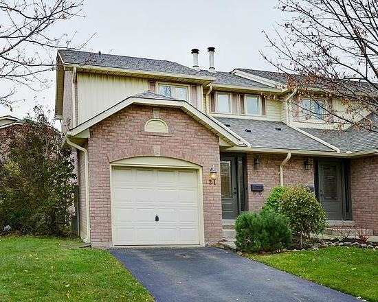 Sold: 21 - 2470 Headon Forest Drive, Burlington, ON