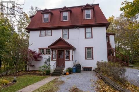Townhouse for sale at 25 Mount Pleasant Ave Unit 21 Saint John New Brunswick - MLS: NB028622
