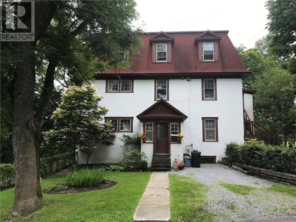 Townhouse for sale at 25 Mount Pleasant Ct Unit 21 Saint John New Brunswick - MLS: NB028622