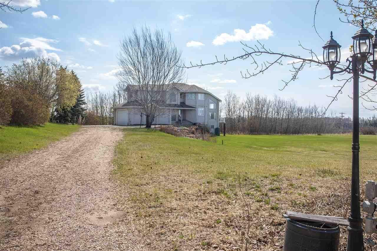House for sale at 26413 Twp Rd 510 Rd Unit 21 Rural Parkland County Alberta - MLS: E4202120