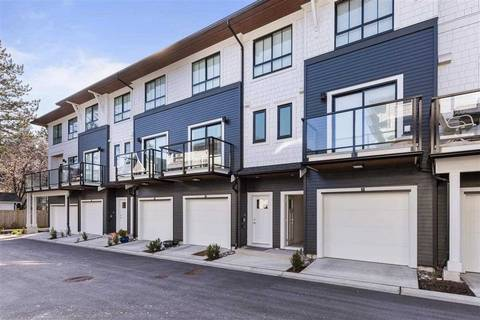 Townhouse for sale at 303 171 St Unit 21 White Rock British Columbia - MLS: R2442754