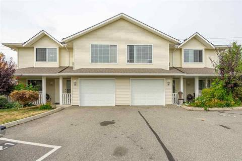 Townhouse for sale at 31255 Upper Maclure Rd Unit 21 Abbotsford British Columbia - MLS: R2403317