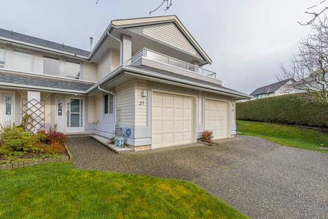 Townhouse for sale at 31406 Upper Maclure Rd Unit 21 Abbotsford British Columbia - MLS: R2432039
