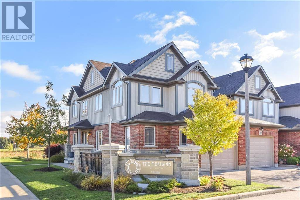 Townhouse for sale at 355 Macalister Blvd Unit 21 Guelph Ontario - MLS: 30781746