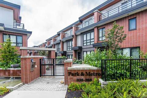Townhouse for sale at 378 64th Ave W Unit 21 Vancouver British Columbia - MLS: R2390088