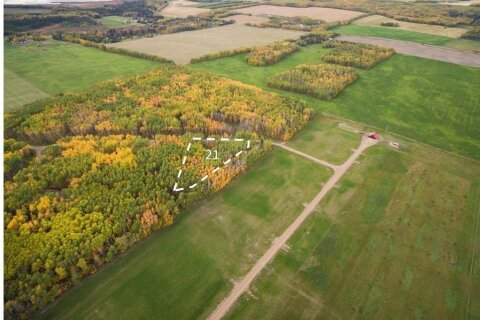Home for sale at #21 423002 Range Road 10  Rural Ponoka County Alberta - MLS: C4302005