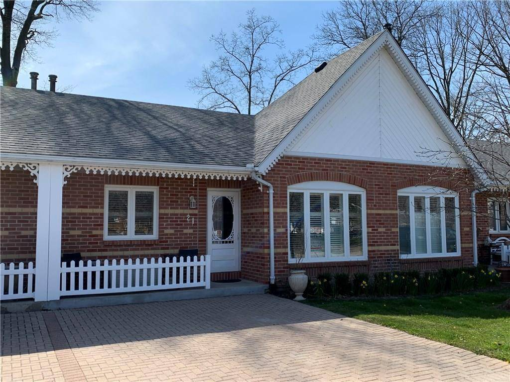 Townhouse for sale at 443 Nassau St Unit 21 Niagara-on-the-lake Ontario - MLS: 30783254