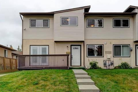 Townhouse for sale at 4531 7 Ave Southeast Unit 21 Calgary Alberta - MLS: C4263487