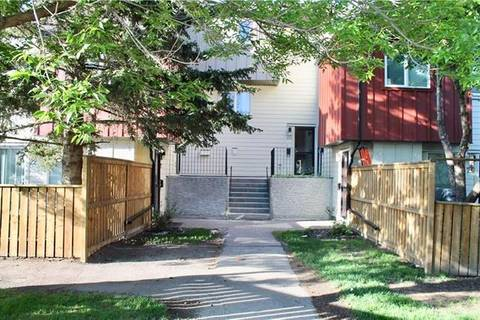 Townhouse for sale at 4740 Dalton Dr Northwest Unit 21 Calgary Alberta - MLS: C4256895