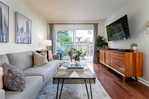 Condo for sale at 50 Battenberg Ave Unit 21 Toronto Ontario - MLS: E4551623