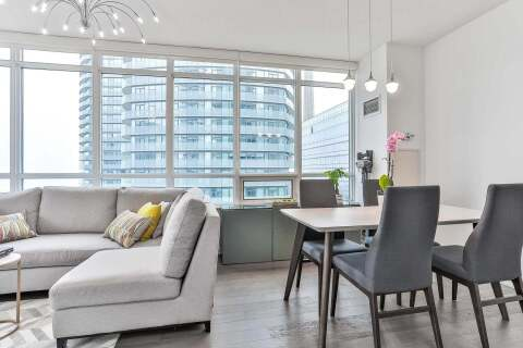 Condo for sale at 55 Bremner Blvd Unit 4210 Toronto Ontario - MLS: C4775959