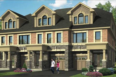 Townhouse for sale at 57 Hiawatha (lot 21) Ct Vaughan Ontario - MLS: N4656652