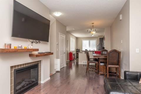 Townhouse for sale at 603 Watt Blvd Sw Unit 21 Edmonton Alberta - MLS: E4162549