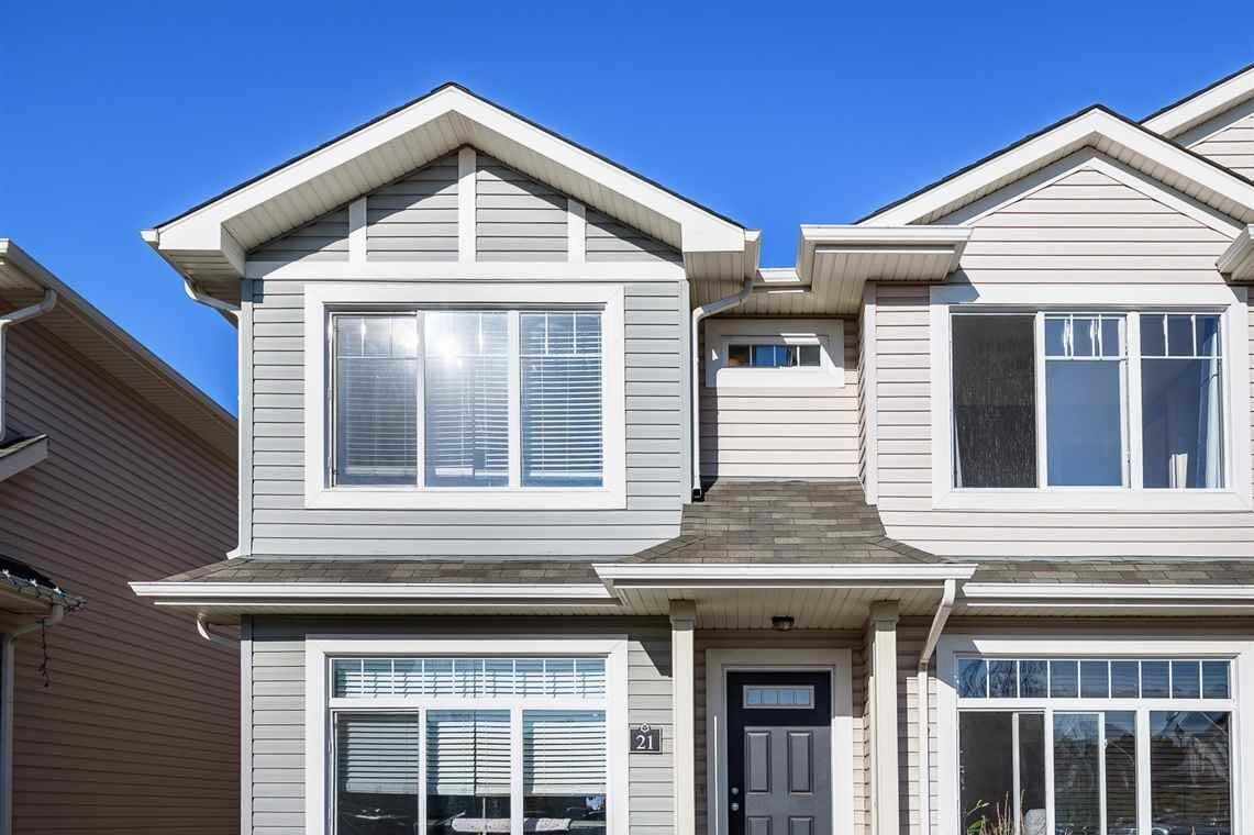 Townhouse for sale at 6032 38 Av NW Unit 21 Edmonton Alberta - MLS: E4219027