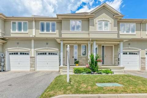 Townhouse for sale at 615 Rymal Rd Unit 21 Hamilton Ontario - MLS: X4817334