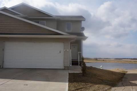 Townhouse for sale at 6802 50 Ave Unit 21 Camrose Alberta - MLS: E4154874
