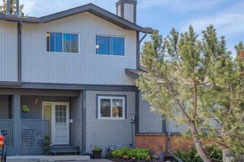 Townhouse for sale at 7172 Coach Hill Rd Southwest Unit 21 Calgary Alberta - MLS: C4301046