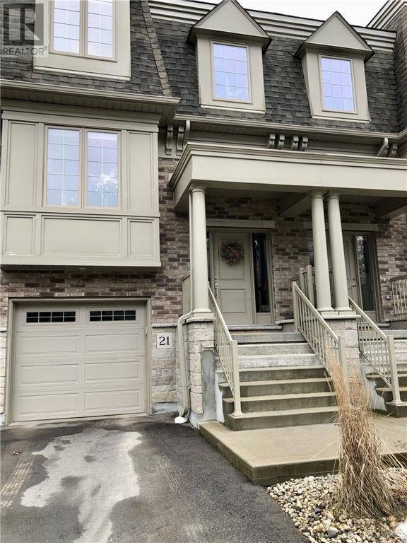 Townhouse for sale at 72 York Rd Unit 21 Guelph Ontario - MLS: 30795666