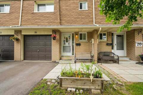 Condo for sale at 7450 Darcel Ave Unit 21 Mississauga Ontario - MLS: W4773568