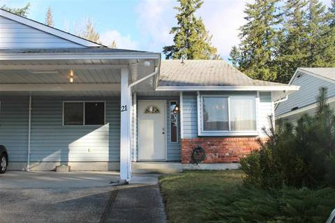 Townhouse for sale at 838 North Rd Unit 21 Gibsons British Columbia - MLS: R2436460