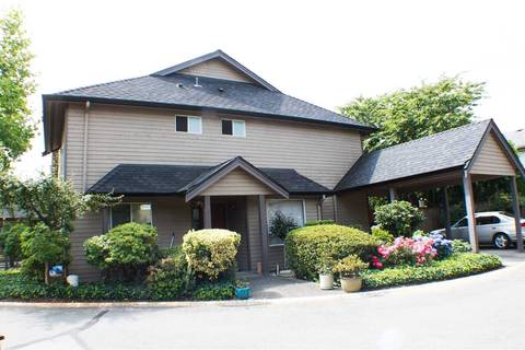 Townhouse for sale at 8631 No 3 Rd No Unit 21 Richmond British Columbia - MLS: R2343153